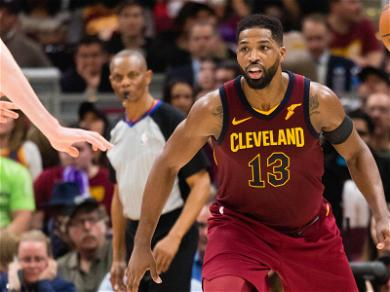 Tristan Thompson Takes the Court for the First Time Since Cheating Scandal
