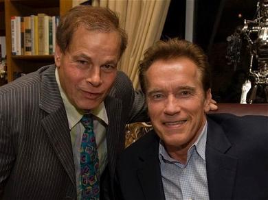 Arnold Schwarzenegger Says He's 'Devastated' Over Franco Columbu's Death