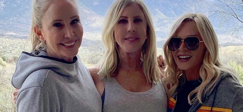 'RHOC': Tamra Judge Exposes Shannon Beador For Ditching Her As A Friend, Reveals Where They Stand Now
