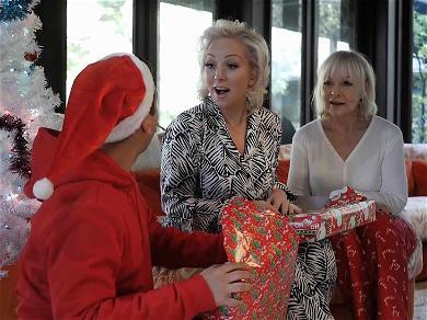 'RHONJ' Margaret Josephs Stars in Xmas Music Video With Her Mom