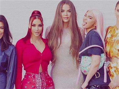 Kim Kardashian Announces The End Of 'Keeping Up With The Kardashians'