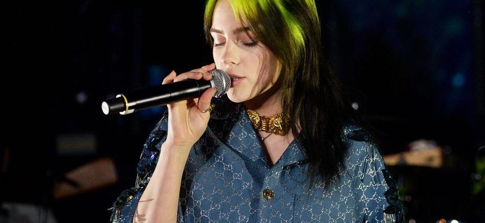 Billie Eilish Globally Backed As Bra Video Goes Viral