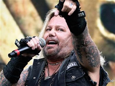Mötley Crüe Singer Vince Neil Ordered To Cough Up $170,000 to Lawyers in Assault Battle