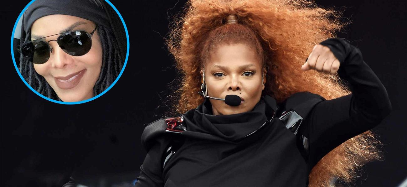 Fans Claim That Janet Jackson Looks Like Her Brother Michael In First Selfie Of 2020