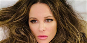 Kate Beckinsale Flaunts Fabulous Physique In Bandeau Bikini For Sultry Stairs Walk
