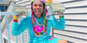 Tekashi 6ix9ine Sued By L.A. Security Company For Not Paying His $75,000 Bill