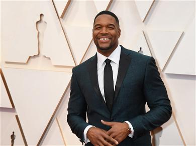 Michael Strahan Is Living a Luxe Life At Home