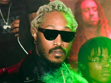 Rapper Future's Alleged Baby Mamas Had His Two Alleged Kids Meet For First Time
