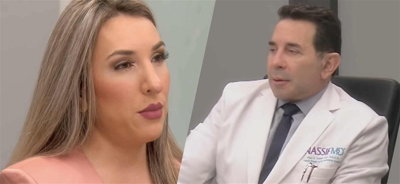 The 'Botched' Drs. Face Scary Challenge, What's Wrong With This Woman's Nose?