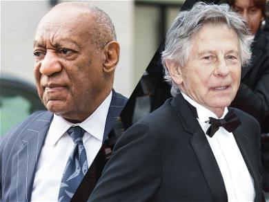 Bill Cosby and Roman Polanski Expelled from the Film Academy