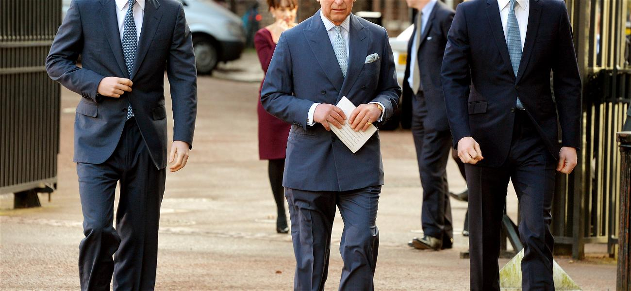 Prince Charles and Prince William Have Been Reaching Out to Harry and Meghan
