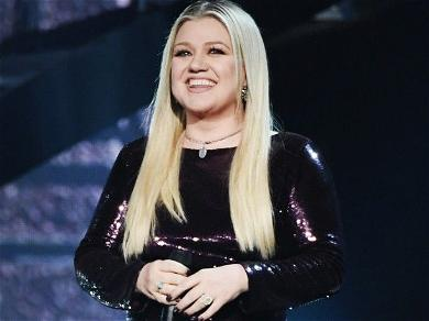 Kelly Clarkson Drops Jaws Flaunting 37-Pound Weight Loss In Leather & Platform Heels