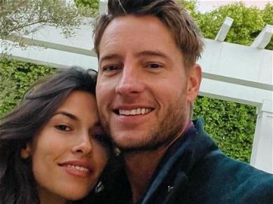 Justin Hartley & Sofia PernasConfirm Relationship Via Instagram