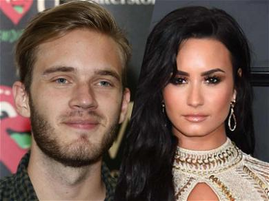 YouTuber PewDiePie Deletes 'Insensitive' Demi Lovato Meme After Backlash From Fans