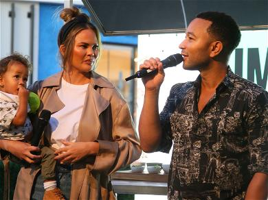 Chrissy Teigen Shares The Story Of Her And Husband John Legend Suffering Gruesome Kitchen Accident