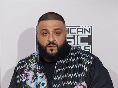 DJ KhaledSheds Tears Of Joy After HIs New Album Hits No. 1