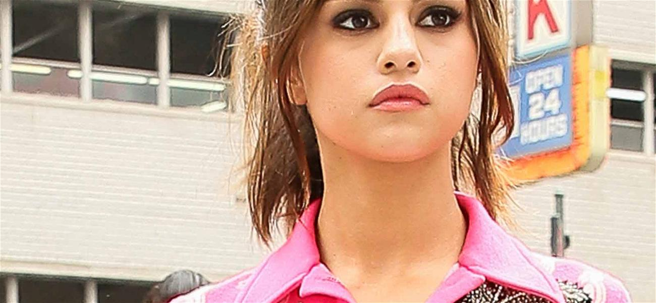 Selena Gomez Trespasser Attempts Unwanted Delivery