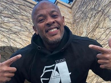 Dr. Dre Returns To Studio After Being Treated For Brain Aneurysm
