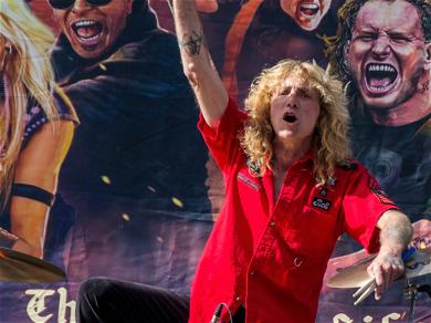 Guns N' Roses Drummer Steven Adler Hospitalized After Possible Suicide Attempt