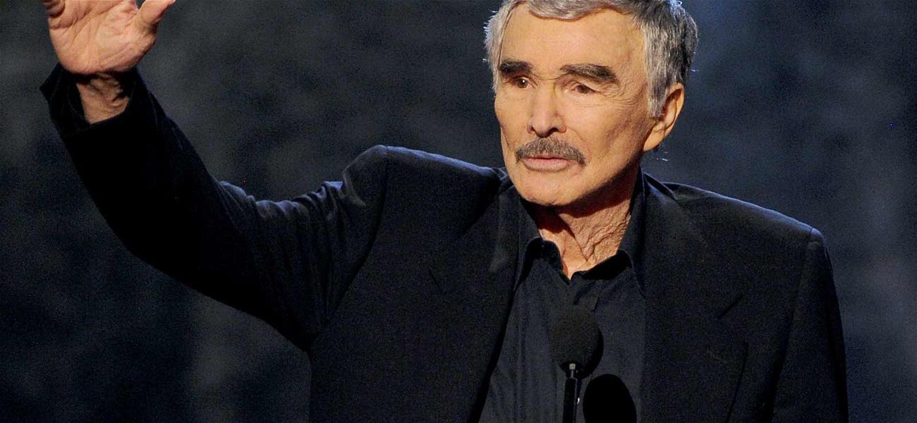 Celebrities React to the Death of Burt Reynolds: 'He Was a Trailblazer'