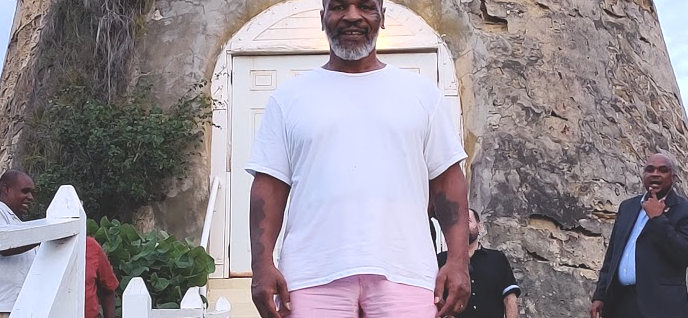 Mike Tyson's Cannabis Empire Is Taking Over Tourism in Antigua