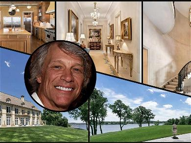 Jon Bon Jovi is Selling His New Jersey Mansion — And You Have To See It