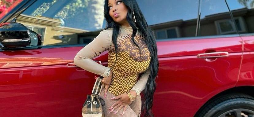 Nicki Minaj Reflects On 2003 Weapon Charge