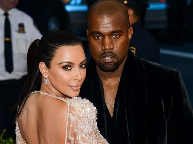 Source Claims Kim Kardashian Is Fighting For Her Marriage! What's Kanye West Doing?