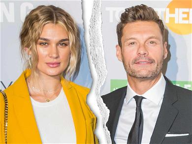 Ryan Seacrest and Longtime Girlfriend Shayna Taylor Call it Quits