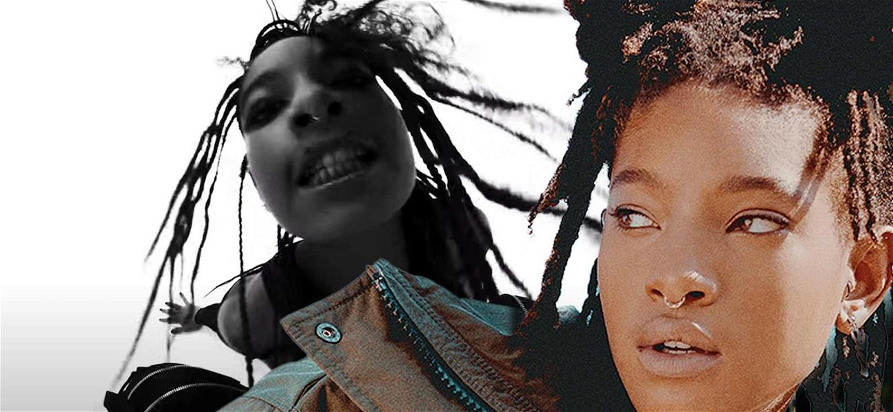 Willow Smith Transforms Into A Pop-Punk Princess For 'Transparent Soul' Music Video