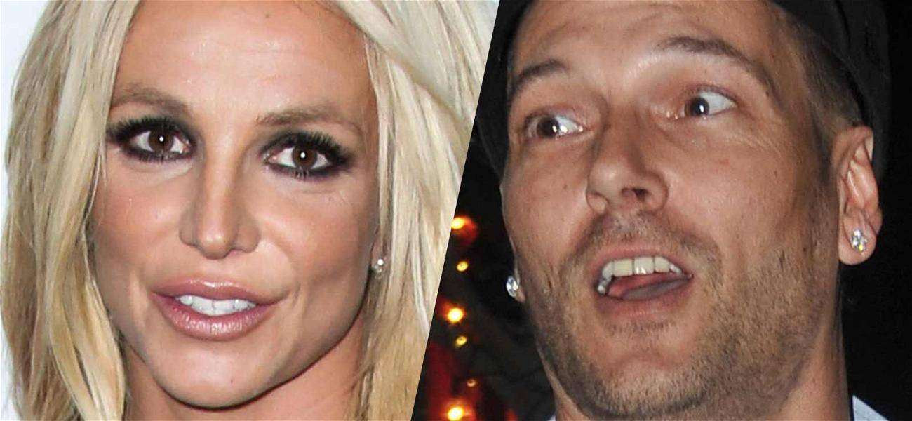 Britney Spears Ordered to Pay Kevin Federline $100,000