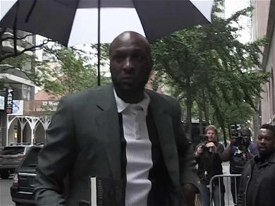 Lamar Odom Wants to Bring His Story to the Big Screen