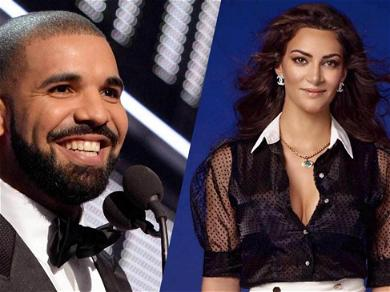 Drake's Baby Mama Sophie Brussaux Looks Gorgeous Showing Off New Blonde Look