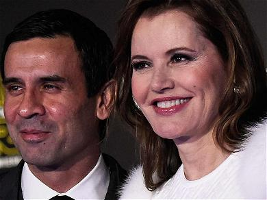 Geena Davis' Estranged Husband(?) Wants Nearly a Million Dollars From Her to Fight Divorce Battle