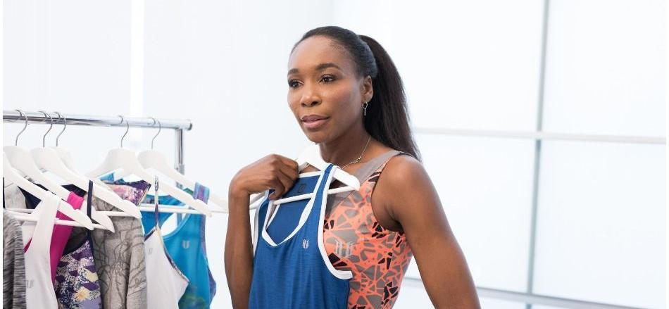 Venus Williams Sparks Pregnancy Rumors In Under 15 Minutes With Skintight Fireplace Look
