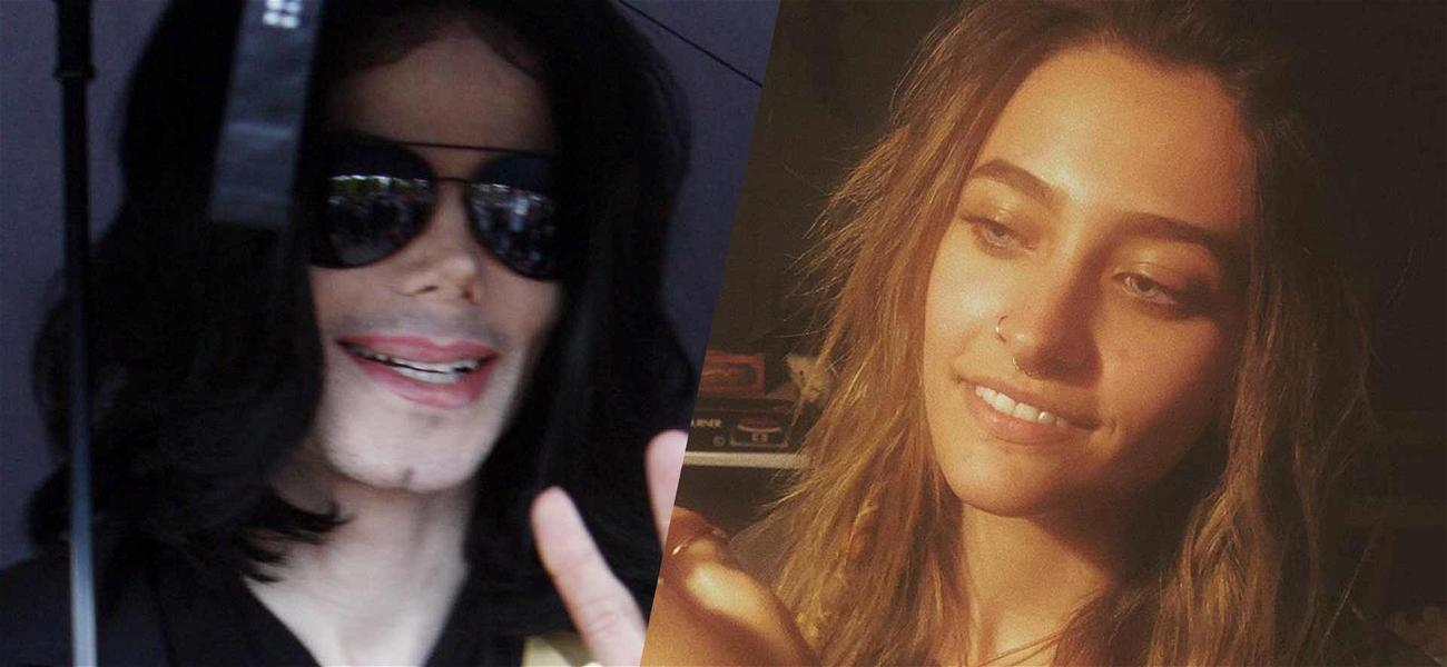 Michael Jackson Makes Surprise Appearance In Trailer For Daughter Paris' New Reality Show