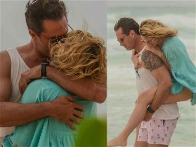 'Shooter' Star Shantel VanSanten Gets Hot and Heavy On the Riviera Maya