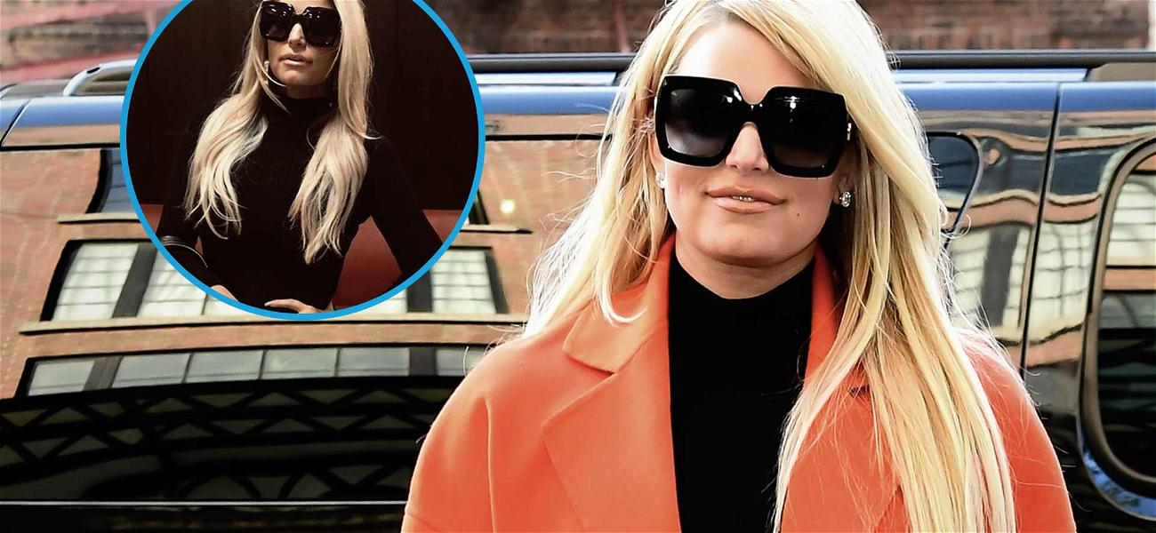 Jessica Simpson Shocks Fans With Tiny Waist After Losing 100 Pounds