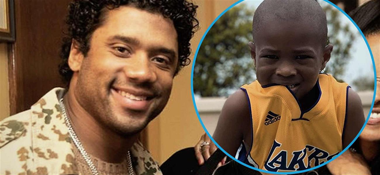 Russell Wilson Calls Himself Little Future's 'Daddy' In Sweet Birthday Post