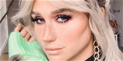 Kesha Shows Off Silly Smile In Sultry Unzipped Hello Kitty Onesie