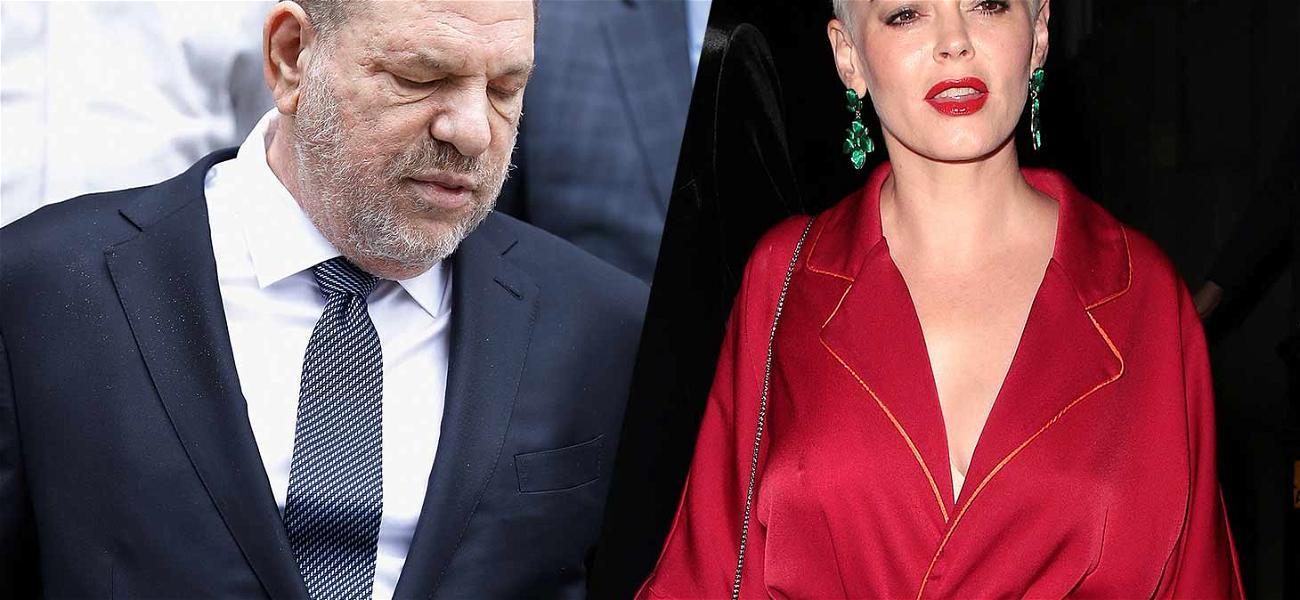 Harvey Weinstein's New Defense Attorney Also Represented Rose McGowan