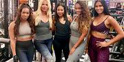 Khloe Kardashian Back to Business With 'Basketball Wives' Star Evelyn Lozada Amid Jordyn Woods Drama
