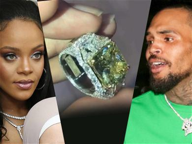 Chris Brown Cluelessly Uses Fight Reference and Rihanna Lyric in the Same Social Media Post