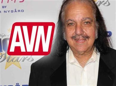 Ron Jeremy Banned From Las Vegas AVN Awards