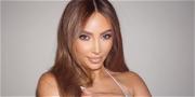 Kim Kardashian Rocks Skimpy Bikini To Celebrate 'Great Day' Amid Divorce
