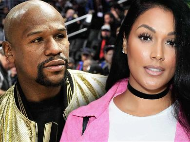 Floyd Mayweather Wants to Stop His Ex-GF Shantel Jackson From Questioning His Friend in Ongoing Legal Battle