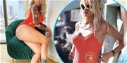 Jenna Jameson Channels Pamela Anderson's Baywatch Look To Announce She's Back On Keto