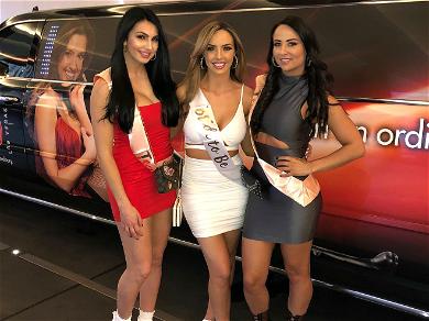 WWE IIconics Tag Team Wild Bachelorette Party In Las Vegas