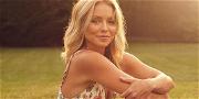 Kelly Ripa Stuns Running In Braless Sundress On 50th Birthday