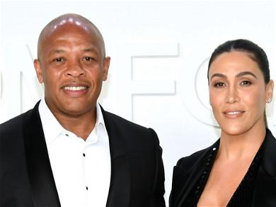 Dr. Dre's Alleged Mistress Scrubs Photo Of Him From Her Social Media